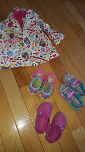 Free Toddler girl shoes and clothes