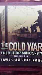 The Cold War: A Global History with Documents 2nd Ed. Windsor Region Ontario image 1