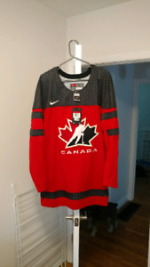 Brand New Team Canada Nike Hockey Jersey