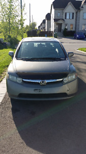 2006 Honda Civic Berline 800$