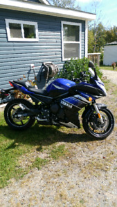 2013 Yamaha FZ6R Mint! $3900 or best offer!