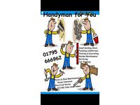 Handyman for you