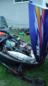 Polaris rmk 700 well looked after