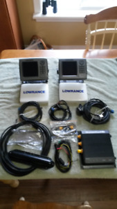 Lowrance HDS package