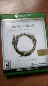 Elder scrolls online for Xbox one