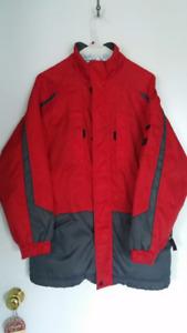 The GAP Boy's Spring Jacket, fleece lined