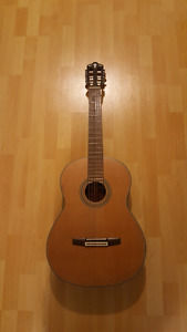 Selling a Crafter Classical Guitar.