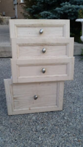 Kitchen door cabinets and drawers