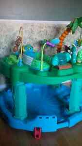 Exersaucer 3 in 1 Jungle Theme