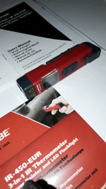 Thermometer Amprobe IR-450-EUR