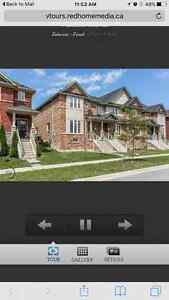Amazing new townhouse in Stouffville