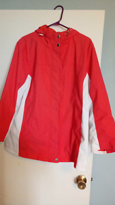 Size xl women's Spring Coat 10$