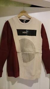BRAND NEW - HBA Hood By Air 'Sari' Sweatshirt