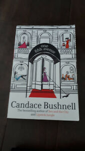 ONE FIFTH AVENUE by Candice Bushnell - Mint Condition