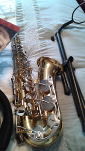 Yamaha Alto sax . SOLD  SOLD  SOLD