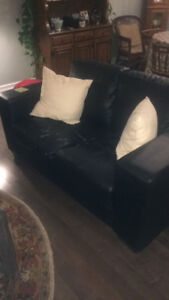 Couch, Love seat and armchair
