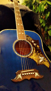 Gibson Dove - Doves In Flight 2015 Special Edition