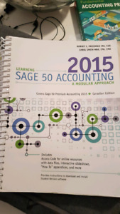 Sage 50 accounting book bacc251