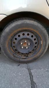 Rims pneu 185 65 r15