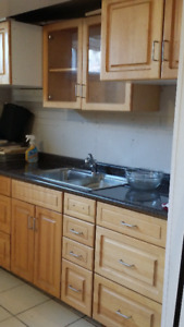 ***2 Bedroom Basement Apartment in South Ajax for Rent***