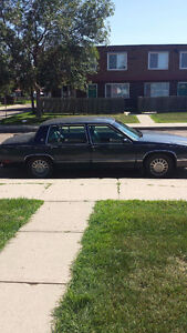 1991 Cadillac DeVille for sale
