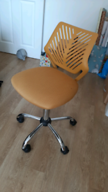 Compact office chair from Argos