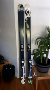 Skis Black Diamond Kilowatt 185cm