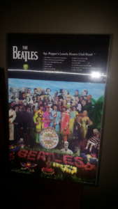The Beatles 3D print Sgt Peppers Lonely Hearts Club Band