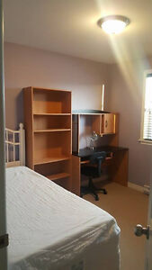 Available now-fully furnished room in fully furnished house