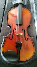 Violin 3/4 Stagg barely used original case outfit