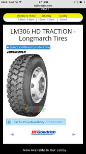 Long march Tires