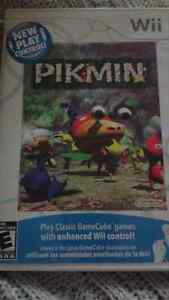 Wii PIKMIN Game $40
