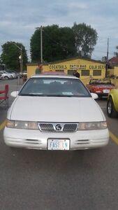 1995 Mercury Cougar XR7