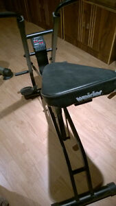 Rower Exercise Machine