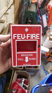 Fire Alarm equipment (Price Reduced)