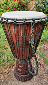 Authentic West African Djembe