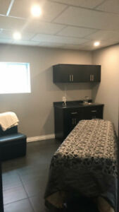 New laser clinic, Spa & salon seeking RMT or other health provid