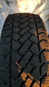 Pneus 185 60 r14 hiver / Winter Tires 185 60 r14