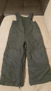 Toddler size 4T ski pants