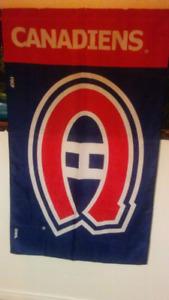 Drapeau Canadiens Montréal