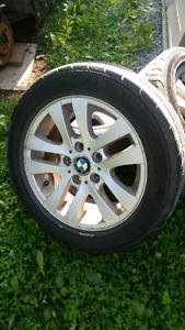 Mags BMW pneus Yokohama