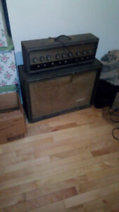 PROJECT SILVERTONE 1484 TWIN TWELVE HEAD AND CAB GUITAR AMP