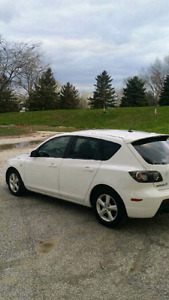 2008 Mazda 3 Sport, very clean, well maintained.
