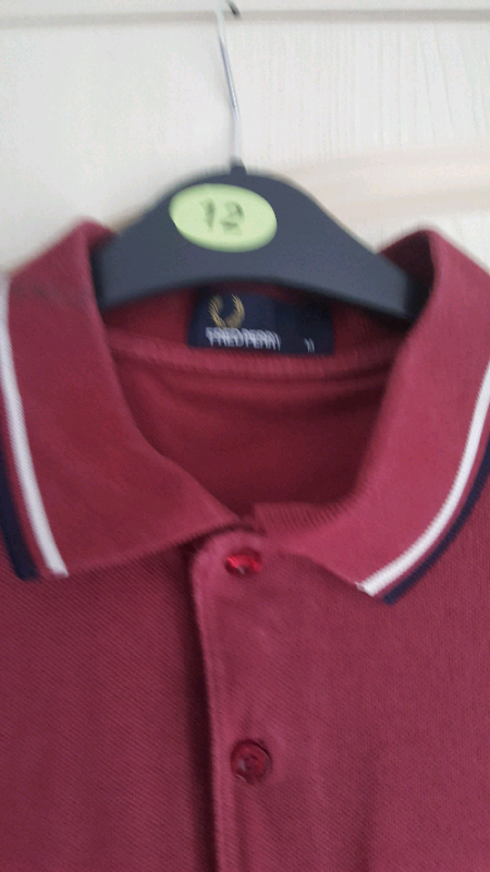 b022ceca7 Fred Perry polo shirt size Medium | in Royton, Manchester | Gumtree