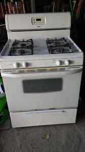 Natural gas stove $75
