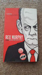 Canada And Other Matters Of Opinion by Rex Murphy - Book