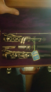 Gently used clarinet