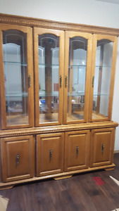 *MOVING SALE **China cabinet