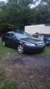 Parts only 05 Acura TL