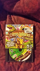 Dino Island Deluxe  $5 Is  a great strategy game for kids. They'